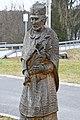 Alsószölnök, Nepomuki Szent János-szobor 2021 06.jpg