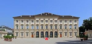 Liechtenstein Museum - Image: Alsergrund (Wien) Palais Liechtenstein (Fürstengasse)