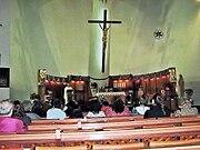 Altar Santa Monica