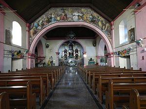 Obando Church - Image: Altarobandojf