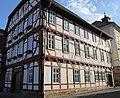 Altes Rathaus von 1660 - Stadthaus II - Eschwege Ecke Obermarkt-Marktplatz - panoramio (1).jpg