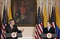 Alvaro Uribe and George W. Bush.jpg