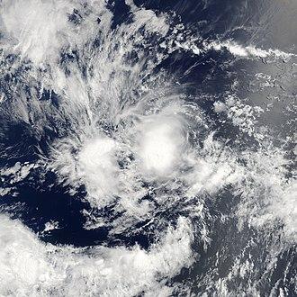 2007 Pacific hurricane season - Image: Alvin 2007 05 29 1802Z