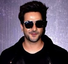 Aly Goni at the launch of Fear Factor Khatron Ke Khiladi 9 (cropped).jpg