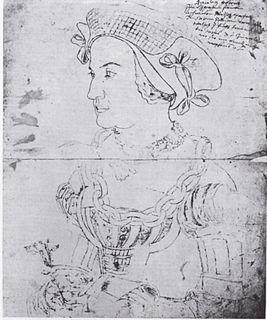 Amalie of the Palatinate Duchess of Pomerania by marriage