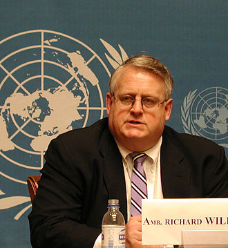 Richard S. Williamson - Image: Amb. Richard Williamson