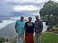 Ambassador Designate Gilbert's first visit to Samoa, May, 2015.jpg