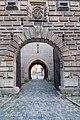 Amberg, Stadtbefestigung, Jesuitenfahrt 6, 8, Vilstor 20170908 006.jpg