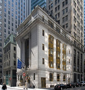 American Bank Note Company Building - Former headquarters of the American Bank Note Company