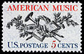 American Music 5c 1964 issue U.S. stamp.jpg