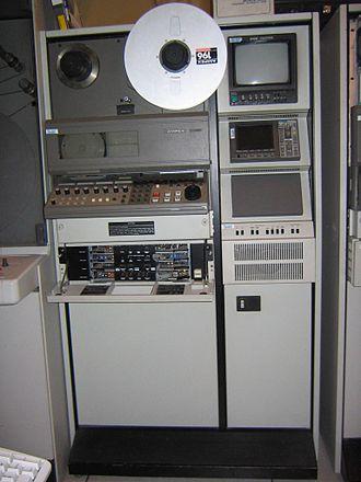 Type C videotape - Image: Ampex VPR6