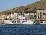 Amphibious assault ship San Giorgio (L 9892) - Harbour of Reggio Calabria - Italy - 28 Sept. 2008 - (3).jpg