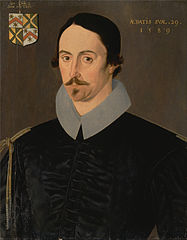 An Unknown Man, Aged 29, Possibly of the Kempe Family