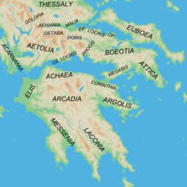 Ancient Greek southern regions.png