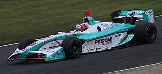 Swift Engineering - Swift Formula Nippon car in 2010