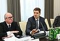 Andrzej Seremet Michał Królikowski Konferencja Model i miejsce prokuratury w systemie organów państwa.JPG