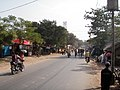 Andul Road at Hanskhali - Howrah 070093.JPG