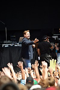 Andy Richter at the 2013 Final Four in Atlanta Georgia 02.jpg