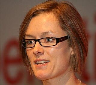 Anette Trettebergstuen Norwegian politician