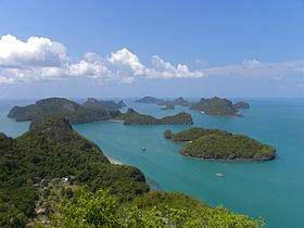 Image illustrative de l'article Parc national de Mu Ko Ang Thong
