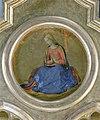 Angelico - Polyptyque des Dominicains. Vierge à l'Enfant entourée de saints.jpg