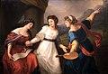 Angelika Kauffmann, Selbstbildnis am Scheideweg zwischen Musik und Malerei (1794).jpg