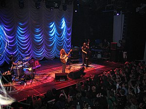 Melkweg - Ani DiFranco during her 2007 concert
