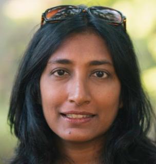 Anjali Watson Sri Lankan conservationist