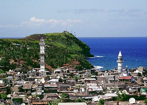 Anjouan - Islands of Comoros