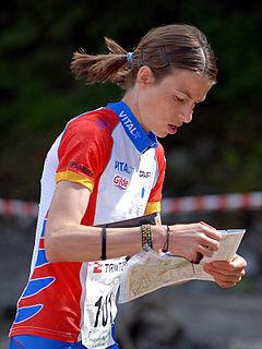 Anne Margrethe Hausken Norwegian orienteer