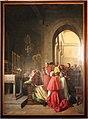 Annibale gatti, clemente VII in preghiera davanti alla tomba di santa verdiana, 1881, 01.jpg
