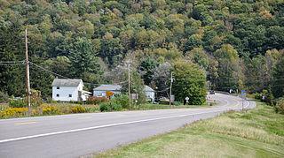 Ansonia, Pennsylvania Unincorporated community in Pennsylvania, United States