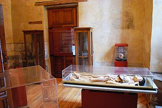 Palace of the Inquisition - First exhibition room of the museum