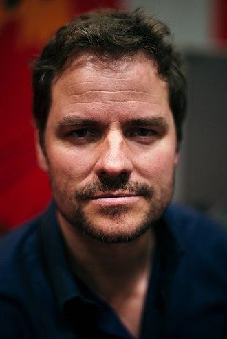 Anthony Lemke - Image: Anthony Lemke at MCM London Comic Con, October 2017