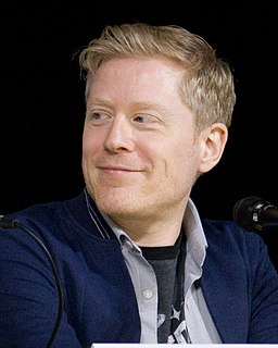Anthony Rapp American actor
