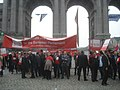 Anti-austerity protest in Brussels on September 29, 2010-2.jpg