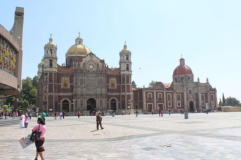 Feriado religioso no México