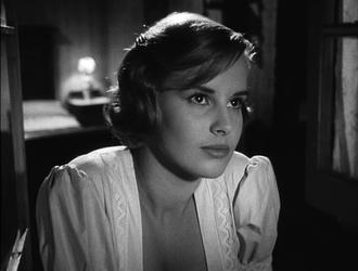 Antonella Lualdi - Antonella Lualdi in Chronicle of Poor Lovers (1954).
