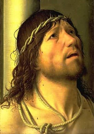 Christ at the Column (Antonello da Messina) - Image: Antonello Christ