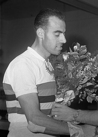 Antonio Bevilacqua - Antonio Bevilacqua in 1950