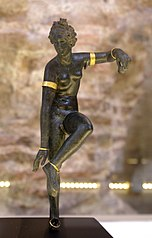 Aphrodite Untying Her Sandal