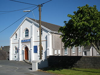 Apostolic Church (denomination) - The Apostolic Temple, Pen-y-groes