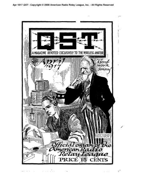 File:April 1917 QST.djvu