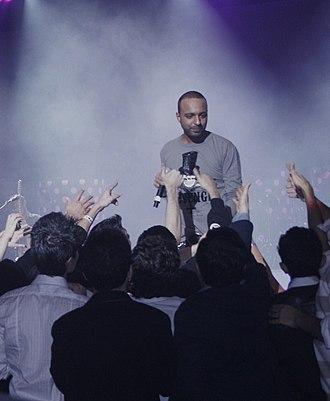 Arash (singer) - Arash in Las Vegas