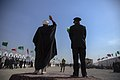 Arba'een Pilgrimage In mehran City, Iran, Shia Muslim 11.jpg