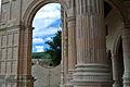 Arcada Exterior Convento Teposcolula.JPG