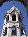 Arch of Ghazanchechots church.jpg