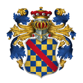 Arms of Clifford, Barons de Clifford.png