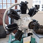 Armstrong Siddeley Cheetah Mk.X from Airspeed Oxford -L4597- (38869506515).jpg