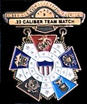 Army Interservice Competition Badge